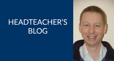 Headteacher's Blog