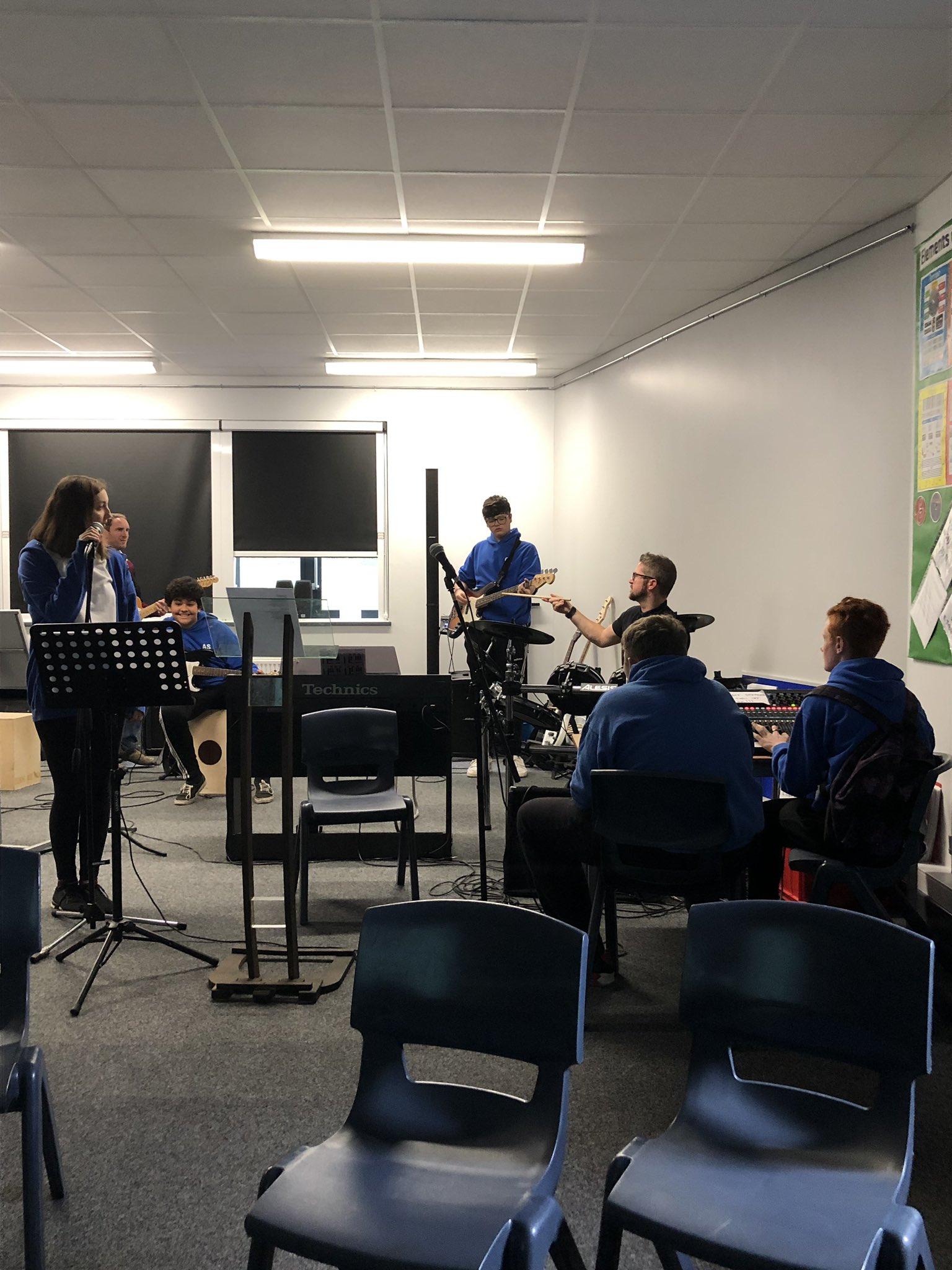Elemore Hall School Music Lesson